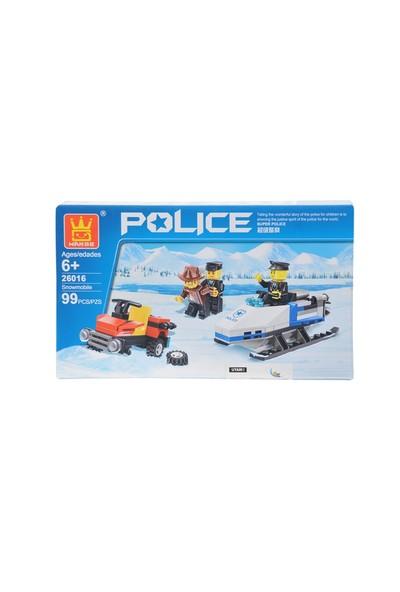 Engin Oyuncak Polis Lego 26016