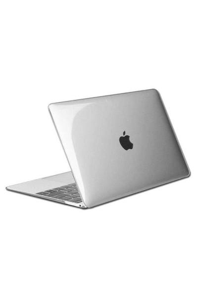 Apple Macbook Air 11.6 Kılıf 2İn1 Parlak Crystal Kapak