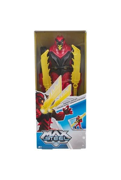 Max Steel Sword Dread Figür Oyuncak