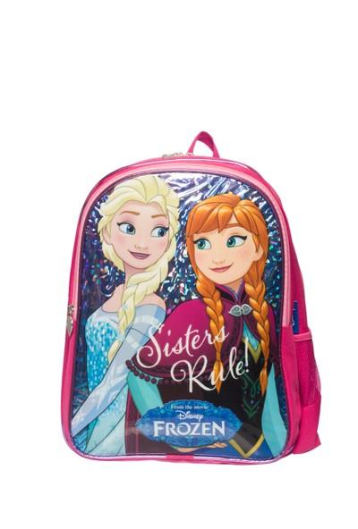 Frozen Çocuk Okul Çantası 88060 Pembe 28*40*14