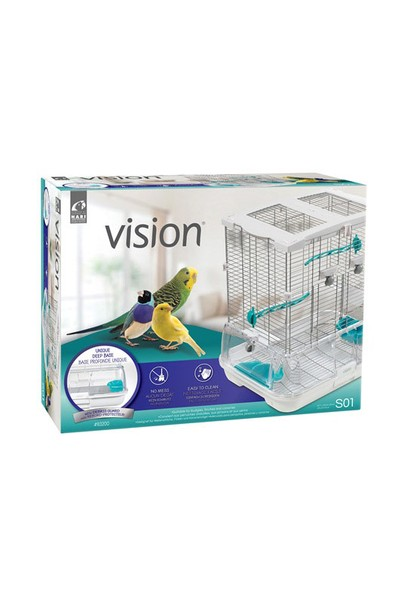 Vision Lüks Kuş Kafesi (S01)