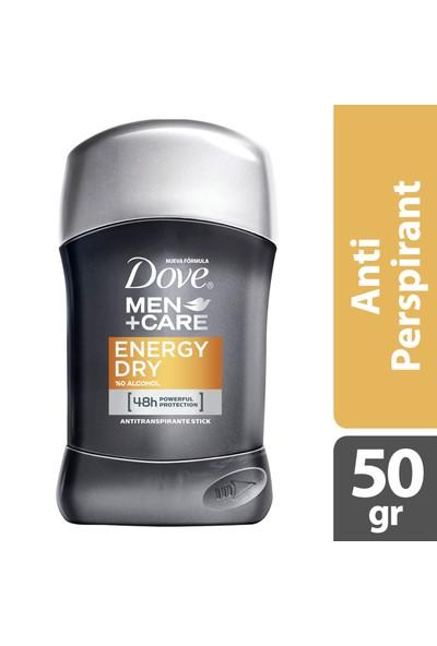 Dove Men Deodorant Stick Energy Dry 50 gr
