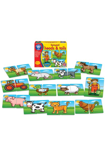 Orchard Puzzle Farmyard Heads And Tails 18