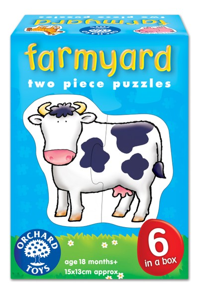 Orchard Farmyard / 18 Ay+