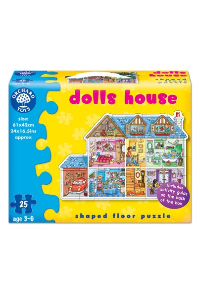 Orchard Dolls House / 3 – 6 Yaş