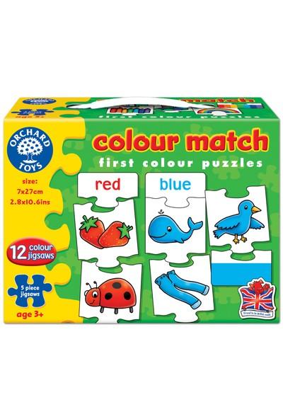 Orchard Renk Eşleştirme (Colour Match) Yapboz