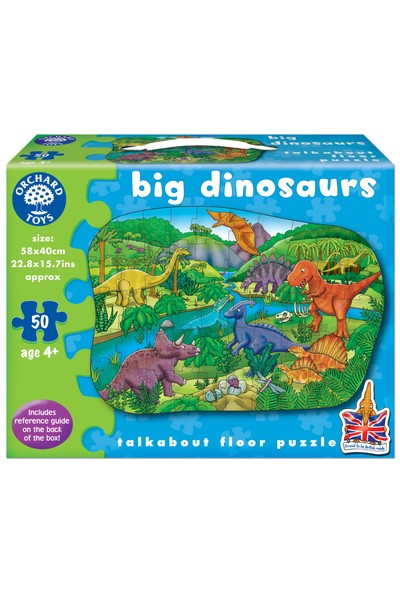 Orchard Dinazorlar (Big Dinosaurs)