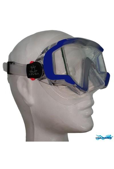 Diamont Şeffaf Maske