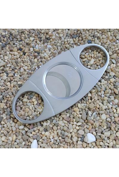 Hauser Büyük Purolor için Çelik Puro Makası, Kesici ht01