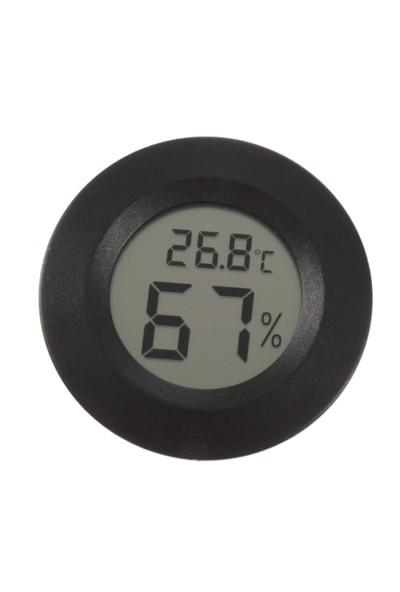 Hygrometer Dijital Nem ölçer - Sıcaklık Ölçer - Termometre cb22