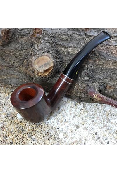 Şahin Pipo Gül Ağacı Kökü Kuyruklu Yıldız pr25