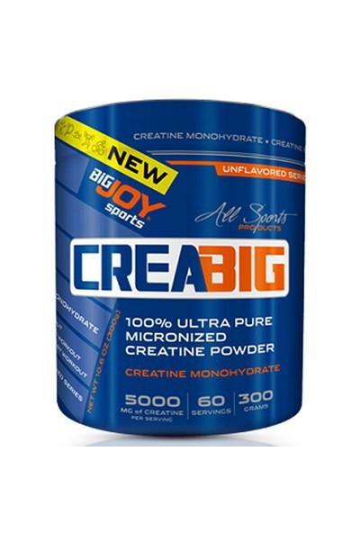 Bigjoy Crea Big Micronized Creatine Powder 300 Gr