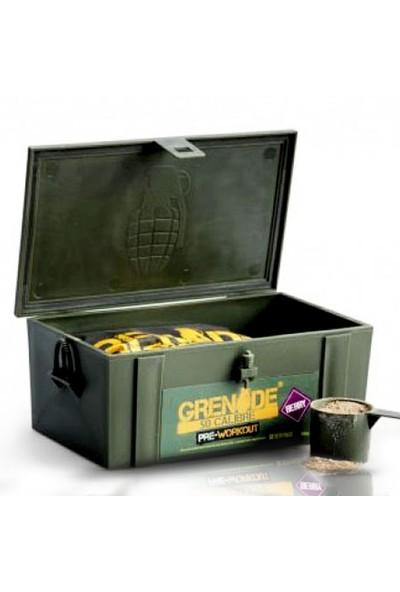 Grenade .50 Calibre Pre-Workout 580 Gr Kola