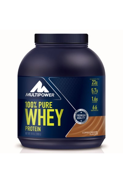 Multipower 100% Pure Whey Protein 2000 Gr Cikolata
