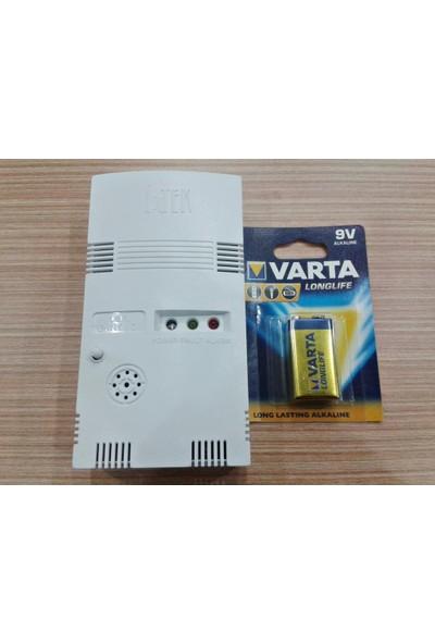 İtek Fxd Co2 Model ( Karbonmonoksit ) Gaz Alarm Cihazı