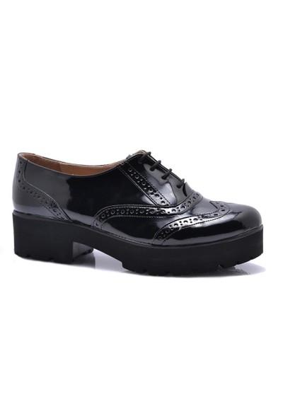 Minaz Bayan Kolej Oxford Ayakkabı MNZ-01