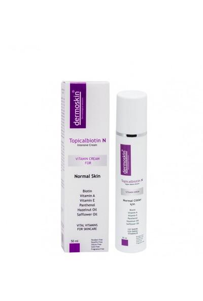Dermoskin Topicalbiotin N - Normal Cilt
