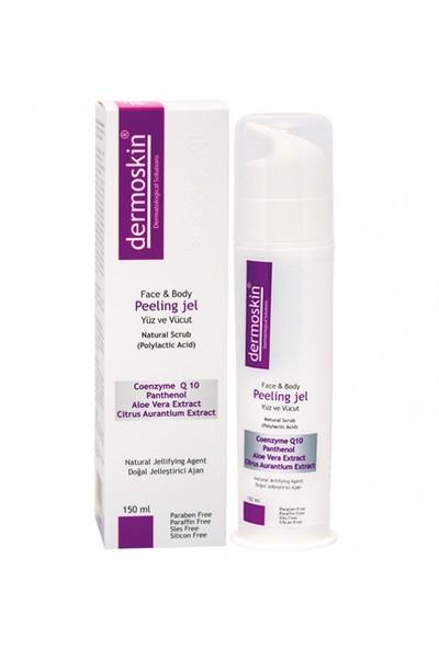Dermoskin Face & Body Peeling Jel 150 Ml