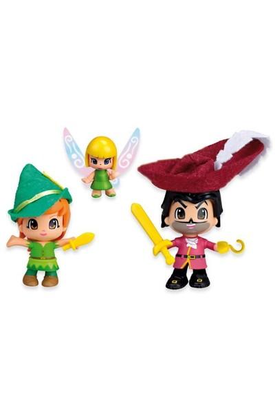 Pinypon Peter Pan Figür Set
