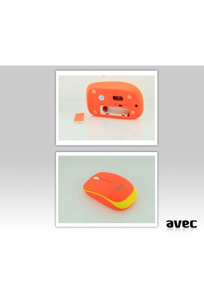 Avec Rf-2813C Kablosuz Mouse