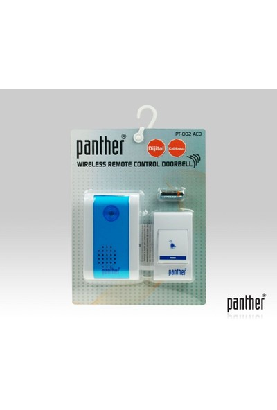 Panther Pt-002 Acd 220V Kapı Zili