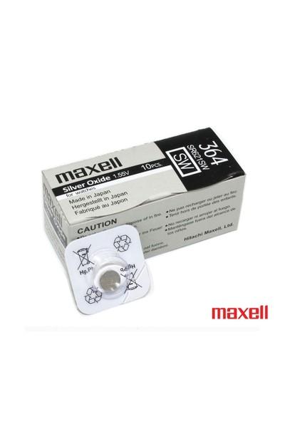 Maxell 364 Saat Pili 10Lu