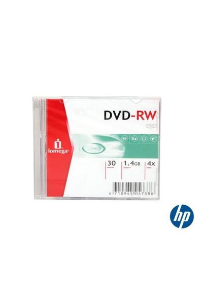 Dvd-Rw İomega Mini 4X Kutulu