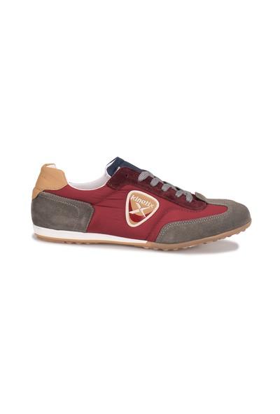 Kinetix A1300710 Bordo Erkek Sneaker