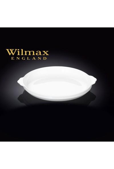 Wilmax Yuvarlak Fırın Tepsisi, Çap:20,5Cm.