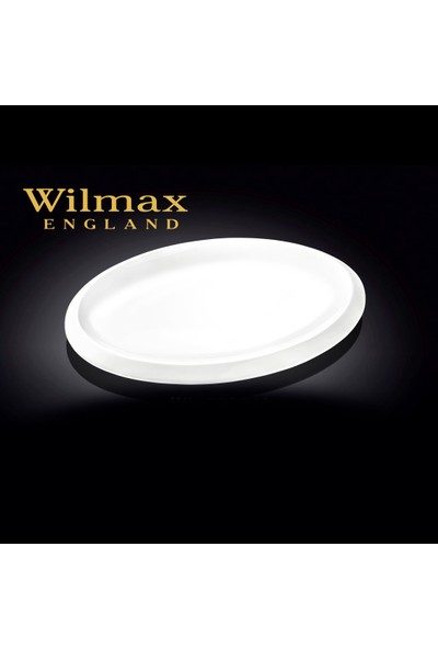 Wilmax Oval Tabak, 36*24Cm.