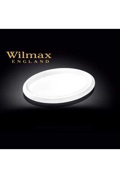 Wilmax Oval Tabak, 21*14Cm.