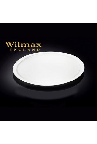 Wilmax Pızza Tabağı, Çap:35,5Cm.