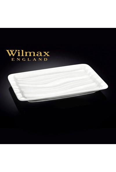 Wilmax Japon Tabak, Dikdörtgen, 27*17Cm.