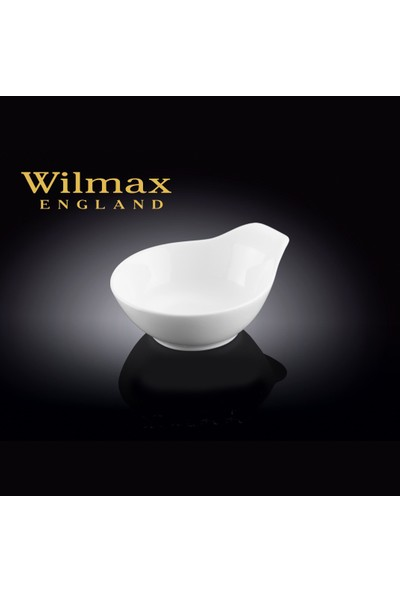 Wilmax Tek Kenar Saplı Kase, Çap:10Cm.