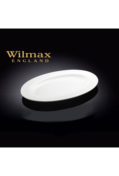 Wilmax Oval Servis Tabağı, 31*22Cm.