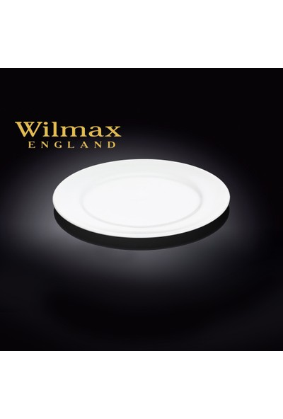 Wilmax Yemek Tabağı, Çap:28Cm.