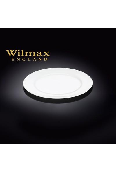 Wilmax Yemek Tabağı, Çap:25,5Cm.
