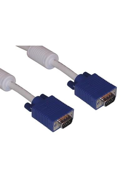 Fully 25 Metre Vga Kablo - Beyaz
