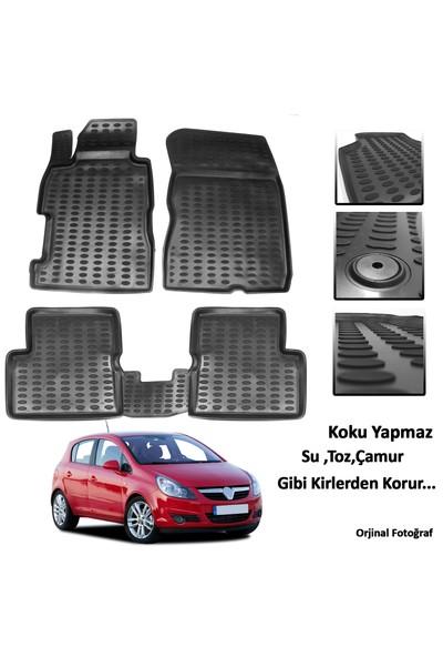 Opel Corsa D 3D Oto Paspas Seti 2007 2014