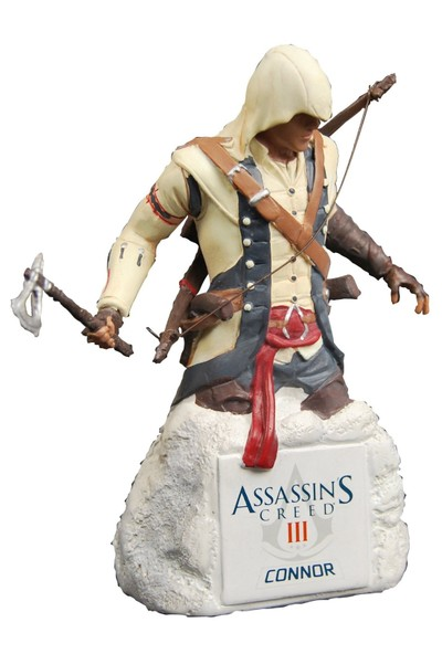 Imports Dragon Assassins Creed Connor Resin Collectible Büst