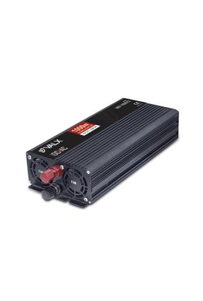 Valx Inv-100012 1000W 12V Adaptör