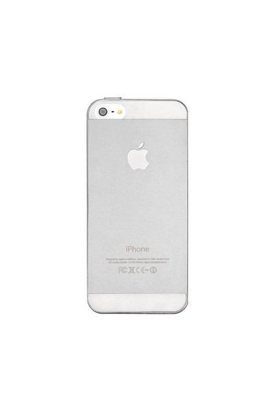 Taks Apple iPhone Se / 5S / 5 Ultra İnce Koruma Kapağı