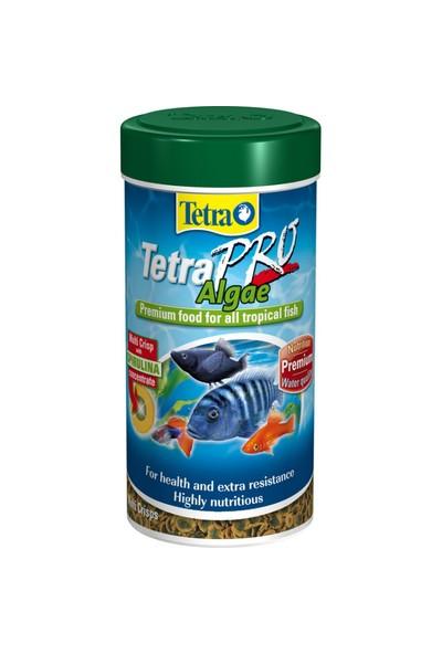 Tetra Pro Algae Crısps Spirulinalı Cips Balık Yemi 250 Ml.