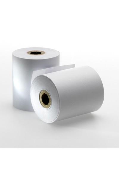 Marka 56x30 Termal Kağıt 50 Adet Pos Makinesi ve Yazarkasa Kağıdı