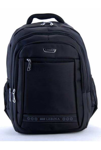 Lebina 2701-B Laptop Bölmeli Unisex Sırt Çantası