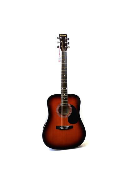 Almira F650N-Sb Akustik Gitar