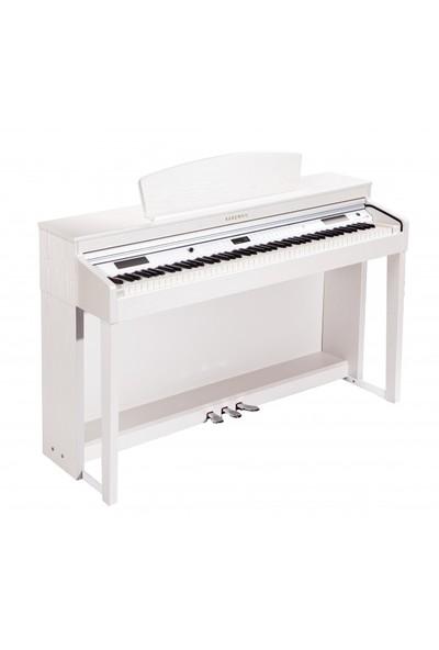 Kurzweil M3W-Wh Mat Beyaz Dijital Piyano