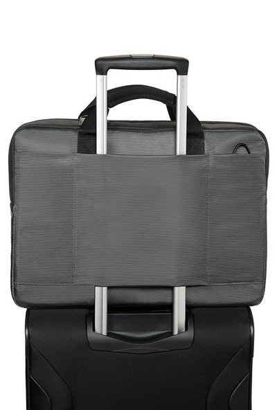 "Samsonite Qibyte 14.1"" Antrasit Notebook Çantası 16N-09-001"
