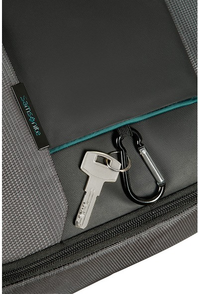 "Samsonite Qibyte 16"" Antrasit Notebook Çantası 16N-09-002"