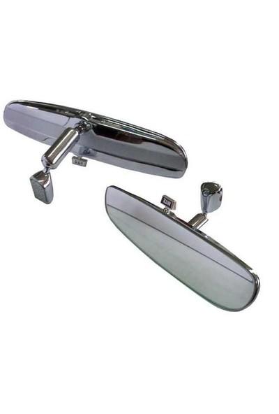 Carub Ayna İç Nikelli Chevrolet Tip (Nova) 25Cmx5,2Cm